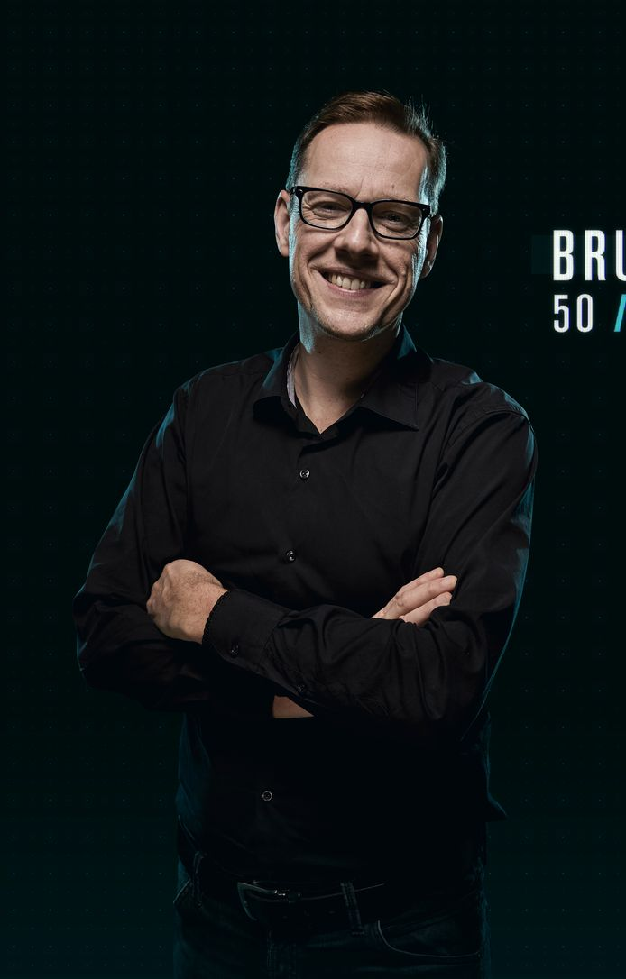 De 50-jarige Bruno viel af in de tweede aflevering.