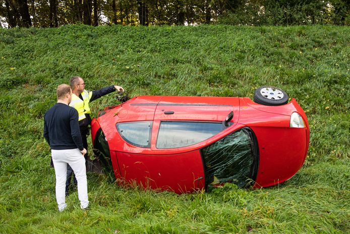 De auto was gisteren nog gekeurd voor de APK.