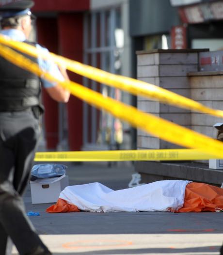 Verdachte Toronto aangeklaagd voor tien moorden