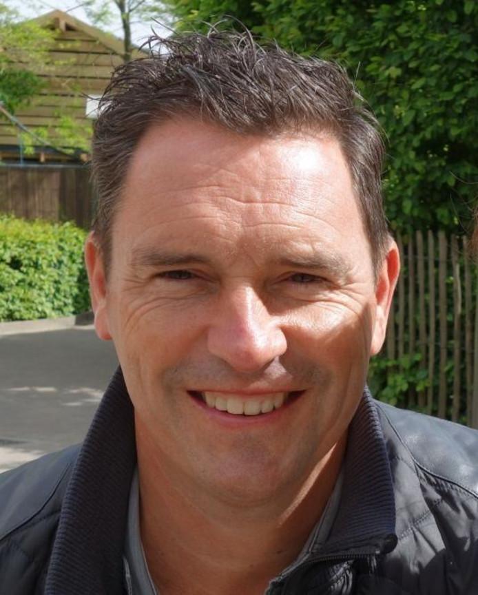 Harold van Doorn, trainer van Mifano.