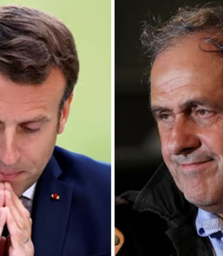 Emmanuel Macron impliqué dans l'affaire Michel Platini selon Mediapart