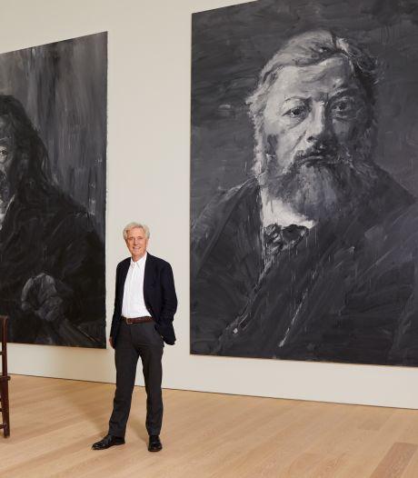 Eigenaar Joop van Caldenborgh van Museum Voorlinden toont - voor één keer - zijn favorieten