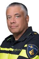 Joost Manusama, districtschef Zeeland van politie Nederland.