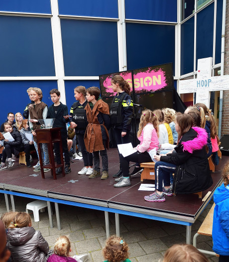 Uitvoering Singel Kids PASS!ON in Willemstad smaakt naar meer