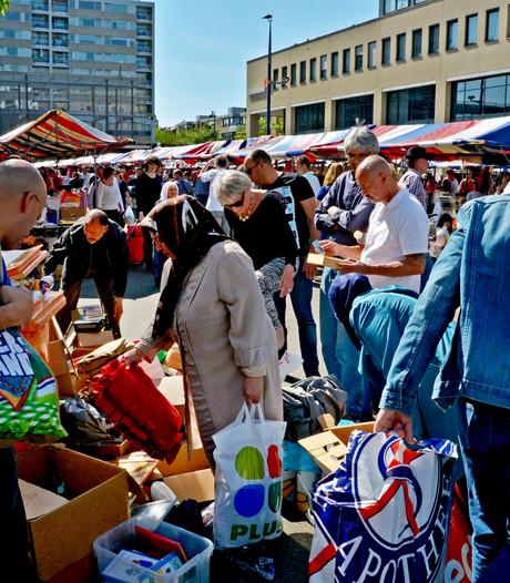 Tilburgse Meimarkt kan samen met zondagopening winkels
