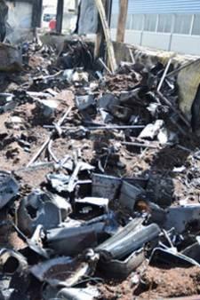 Grote brand in Hengelo verwoest deel van bedrijfsverzamelgebouw