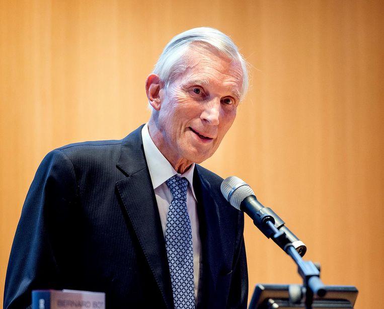 Minister Ben Bot (CDA) van Buitenlandse Zaken trok in 2007 een week uit om de overstap te maken naar een lobbykantoor. Beeld null