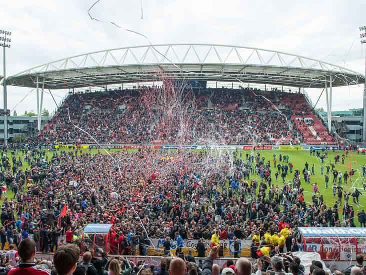 FC Utrecht: 'Publiek mag bij winst pas het veld op als AZ in de catacomben is'