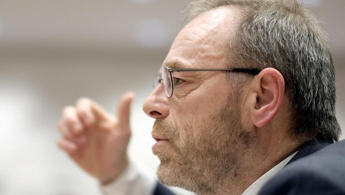 Peter De Roover, chef de groupe N-VA à la Chamnbre.