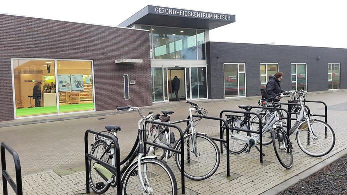 Het vorig jaar geopende Gezondheidscentrum Heesch biedt huisartsen meer werkruimte..