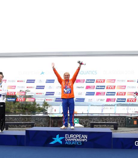 Gouden Van Rouwendaal 'met een grote glimlach' naar de finish