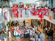 Niet alleen personeel, maar ook patiënten boos: 'Als de sodemieter meer loon en personeel'