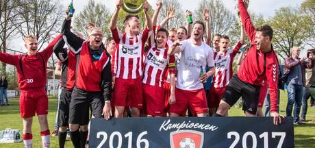 Uitslagen van het amateurvoetbal van zondag 30 april