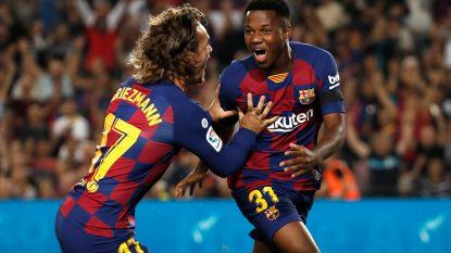 Messi's opvolger? Barça in de ban van 16-jarige Ansu Fati