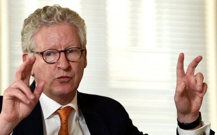 Minister Pieter De Crem.