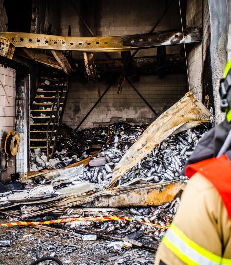 Brand op Dordts bedrijventerrein veroorzaakt ravage