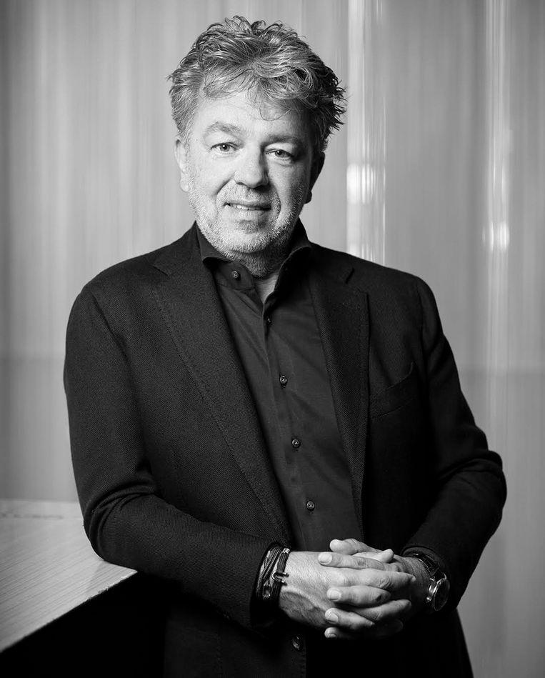Yves Gijrath is mediaondernemer en hoofd van MastersHQ. Beeld RJR Fotografie