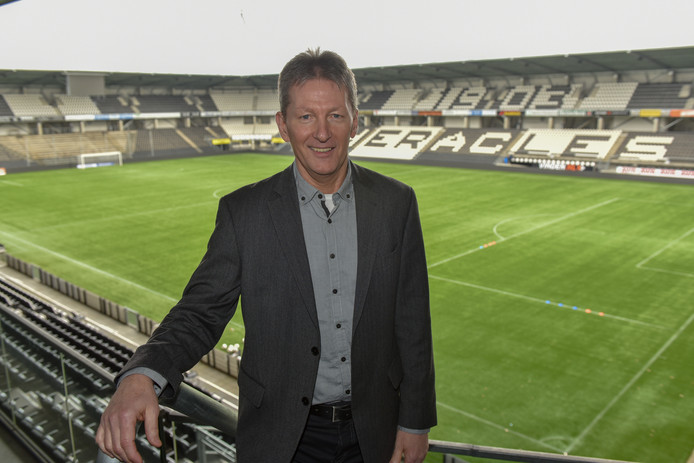 Frank Wormuth is de nieuwe trainer van Heracles.