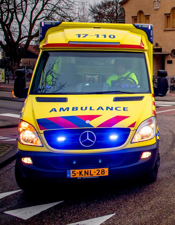 De extra ambulance van de Veiligheidsregio Zuid-Holland-Zuid is een goede aanschaf gebleken.