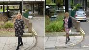 Vrouw vraagt vriend haar op te pikken voor bedrijf waar ze werkt. En daar blijkt ze ook te staan op Google Street View