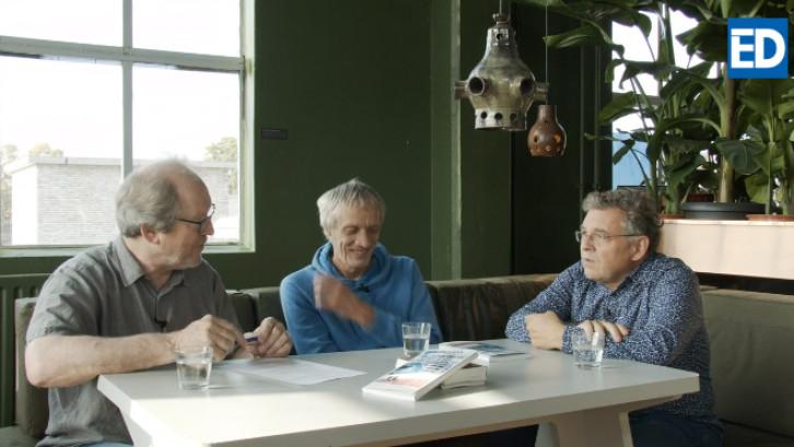DDW Live@ED - Woensdag om 12 uur met Paul Groenendijk en Piet Vollaard