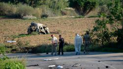 Autobom waarmee Maltese journaliste werd vermoord, zou met sms vanop boot zijn ontstoken