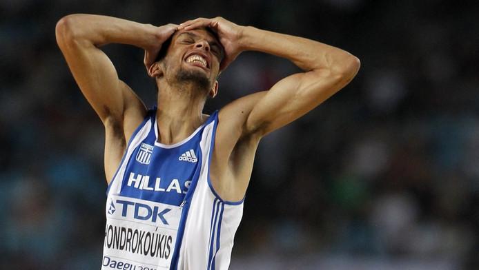 Dimitris Chondrokoukis.