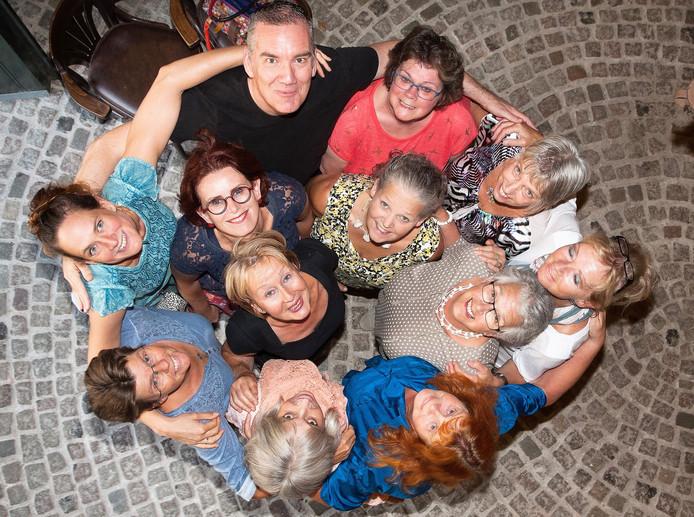 De kunstenaars die de deuren van hun atelier openzetten op 14, 15 en 16 september tijdens de Open Atelier Route in Etten-Leur.