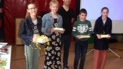 Winnaars Junior Journalistwedstrijd van het Davidsfonds bekend gemaakt