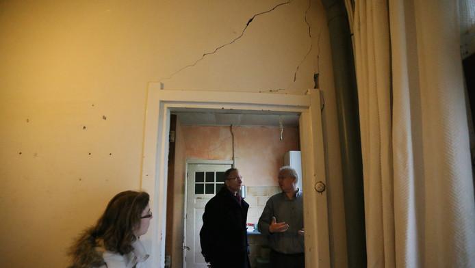 Naast schade aan de huizen hebben Groningers ook vaker last van schade aan hun gezondheid