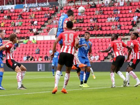 LIVE   Malen volgens afspraak na half uur naar de kant, PSV nog altijd op achterstand tegen Vitesse