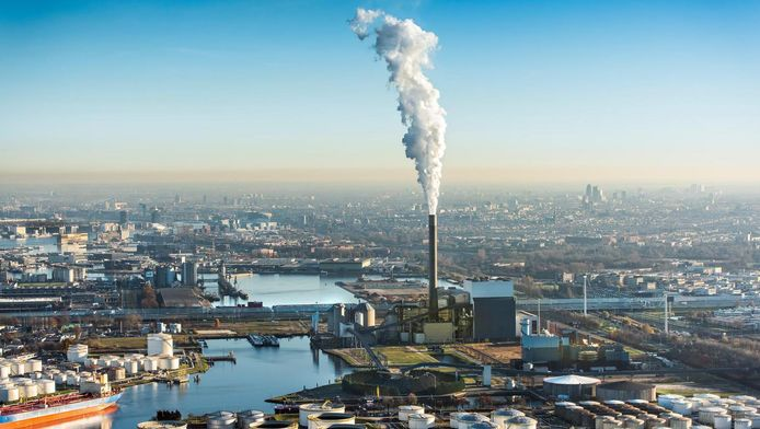 De Hemwegcentrale is de laatste kolencentrale van Nuon