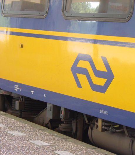 Tijdelijk geen treinverkeer tussen Oss en Den Bosch door aanrijding
