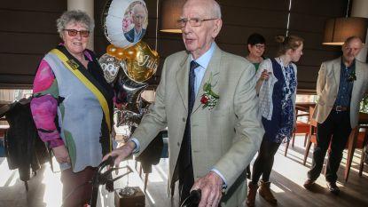 Jerome uit Wondelgem is 100 jaar