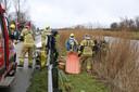 Vier mensen zijn overleden nadat de auto waarin zij zaten, te water was geraakt in het Noord-Hollandse Obdam.