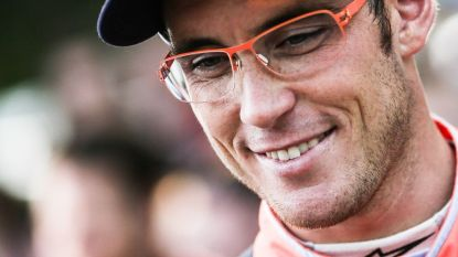 "Thierry Neuville, leider in WK rally, verlengt contract bij Hyundai: ""Ik ben in de wolken"""