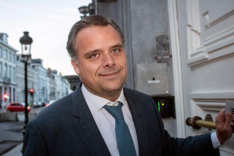 Philippe De Backer.