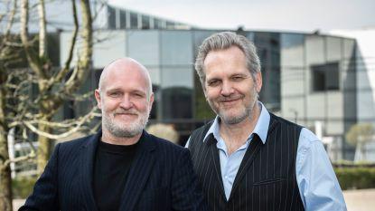 """De sterke band van Kommil Foo-broers Raf en Mich: """"Je moet een beetje fan zijn van elkaar om het dertig jaar samen vol te houden"""""""