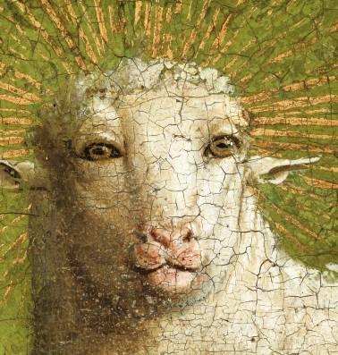 Het mysterie van het Lam Gods: waarom schilderden de gebroeders Van Eyck zo'n onnatuurlijk lam?