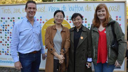 HIVSET gaat Chinese toer op