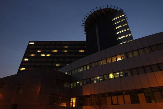 Het ziekenhuis in Innsbruck waar prins Friso wordt behandeld.