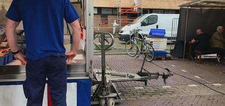 Markt Enschedese wijk Wesselerbrink jaar lang op andere stek