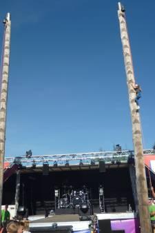 'WK' paalklimmen in Wijbosch dit jaar kleiner en intiemer