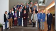 65-jarigen en 70-jarigen Bassevelde vieren allebei verjaardagsfeest