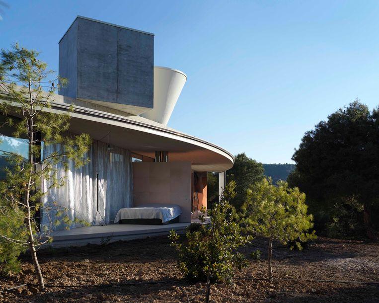Vakantiehuis Solo House in Spanje van OFFICE Kersten Geers David Van Severen.