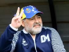 Maradona houdt het na ruim twee maanden voor gezien bij Gimnasia