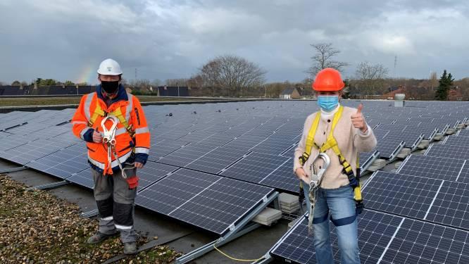 Nergens meer zonnepanelen dan op dak van stadswerkplaats