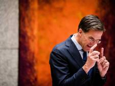 Rutte: Nog acht regio's in gevarenzone