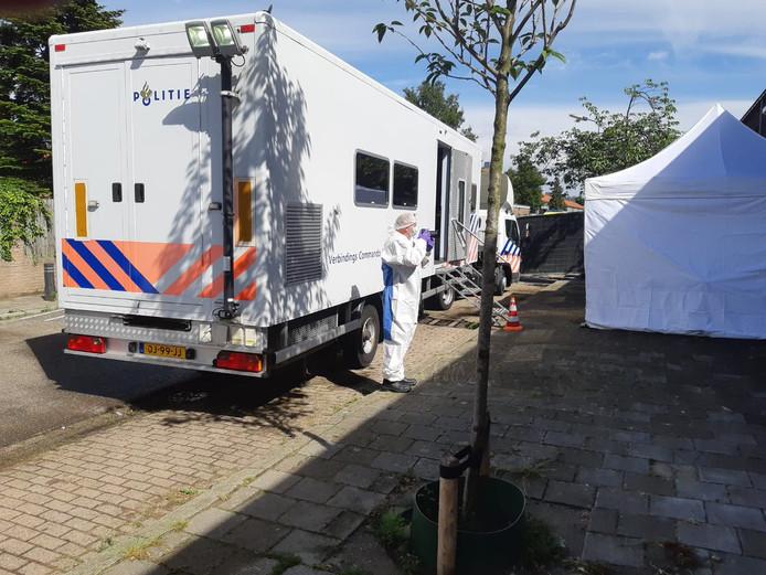 Dodelijke steekpartij in Marco Polostraat in Den Bosch