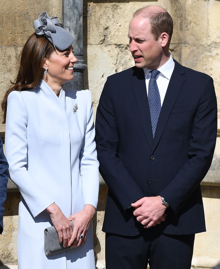 Kate Middleton en Prince William
